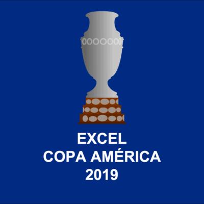 excel copa america 2019