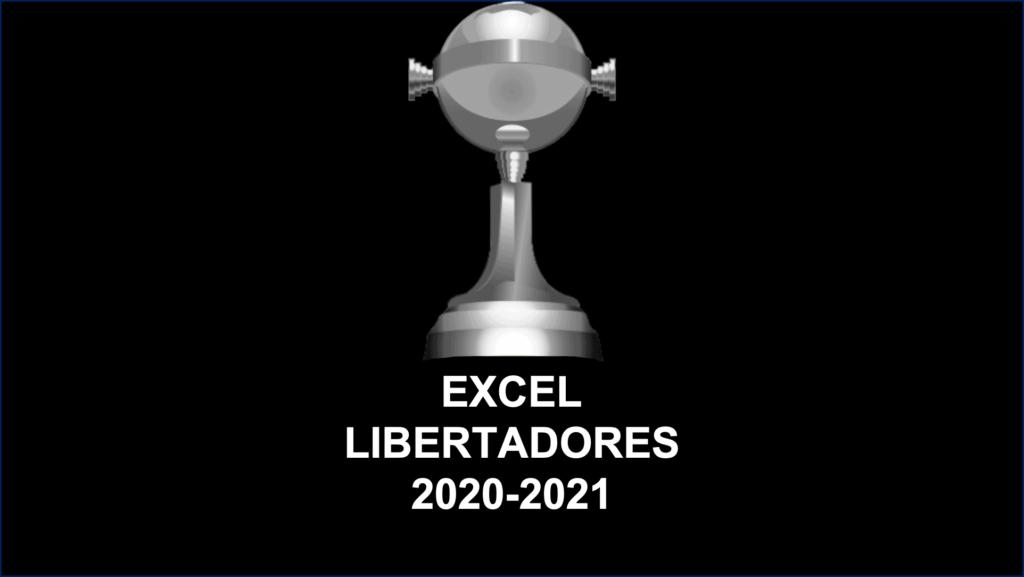 Excel Copa Libertadores 2021