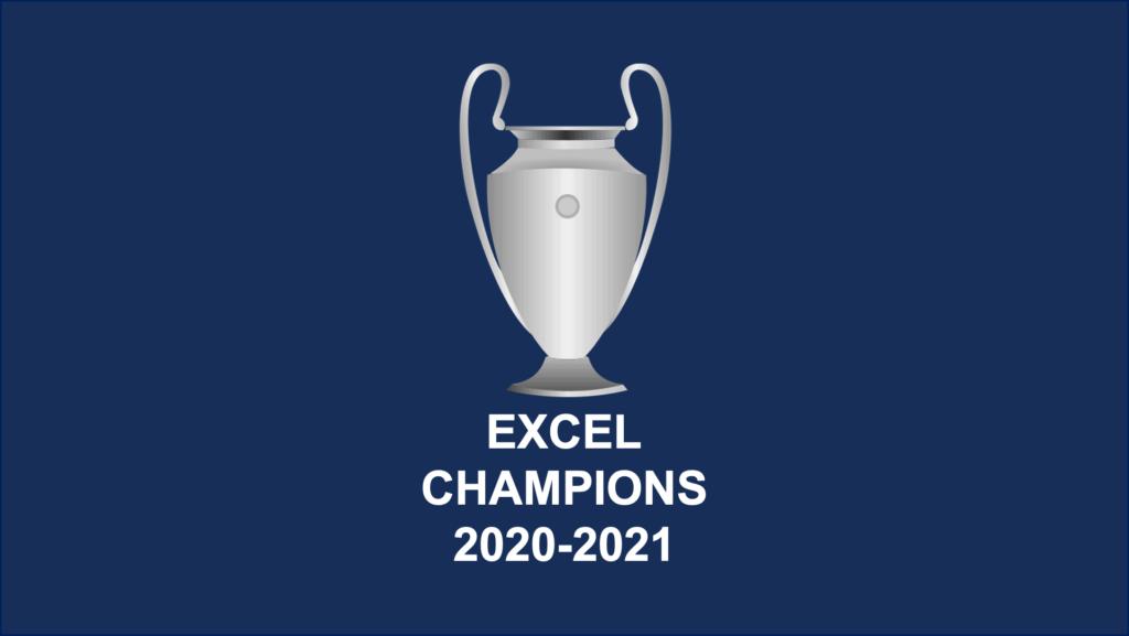 excel champions 2021