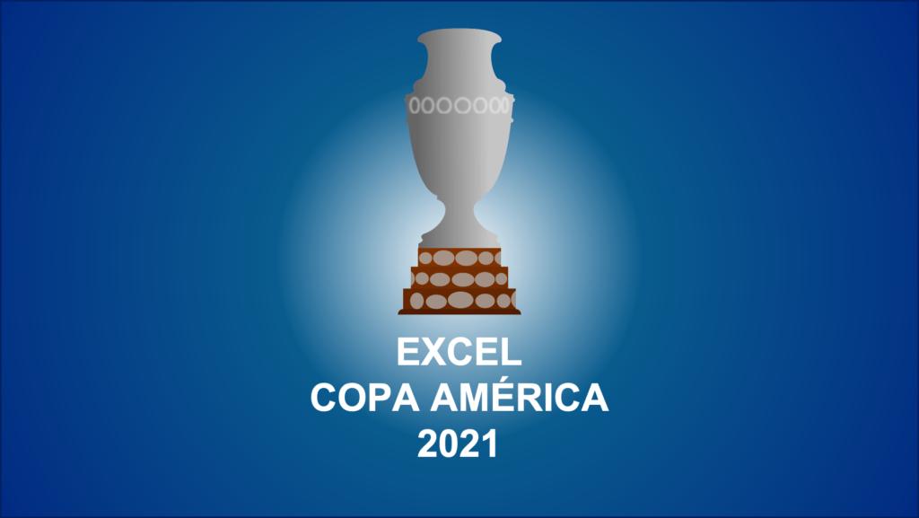 Excel Copa América 2021