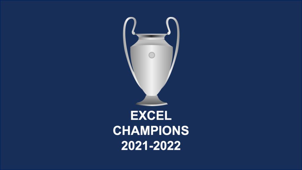 Excel Champions League 2021-2022